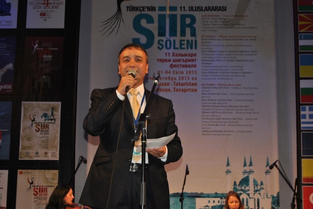 Türkçe'nin 11. Uluslararası Şiir Şöleni (Kazan/Tataristan) galerisi resim 38