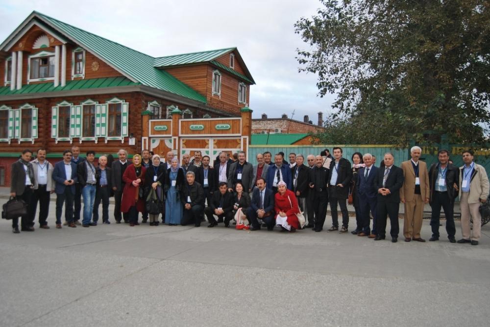 Türkçe'nin 11. Uluslararası Şiir Şöleni (Kazan/Tataristan) galerisi resim 47