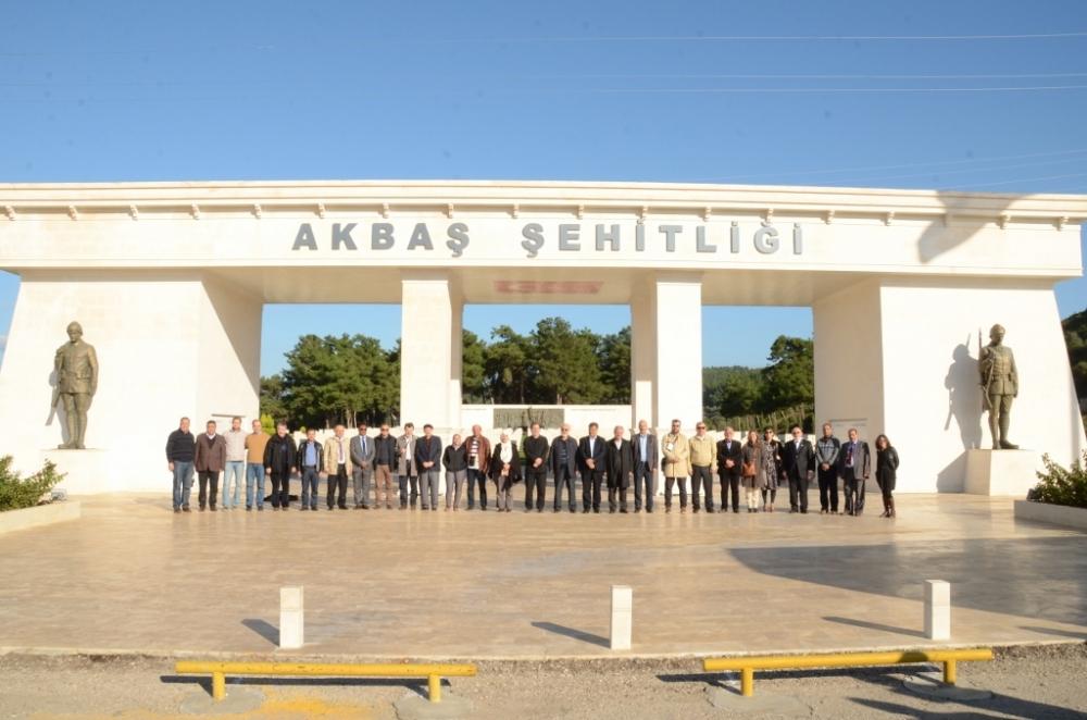 100 Yıl Sonra İlim Heyeti Çanakkale'de galerisi resim 16