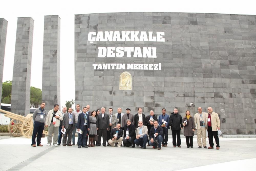 100 Yıl Sonra İlim Heyeti Çanakkale'de galerisi resim 19