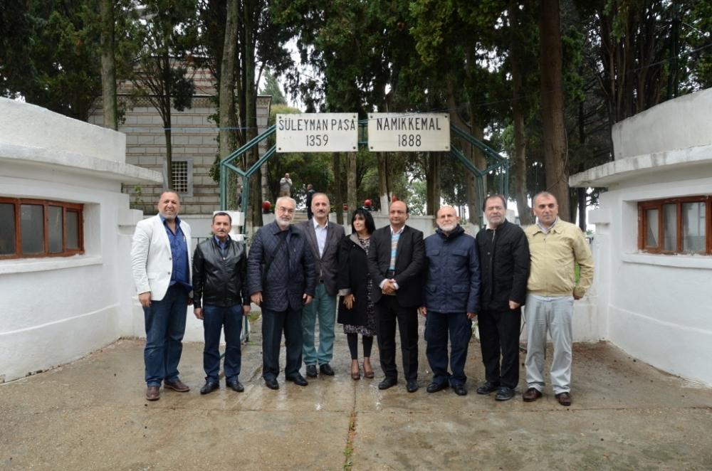 100 Yıl Sonra İlim Heyeti Çanakkale'de galerisi resim 2