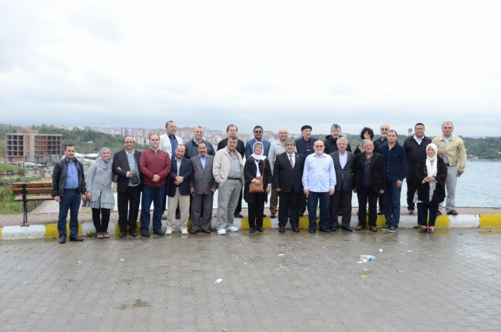 100 Yıl Sonra İlim Heyeti Çanakkale'de galerisi resim 7