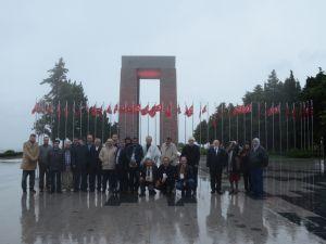 100 Yıl Sonra İlim Heyeti Çanakkale'de