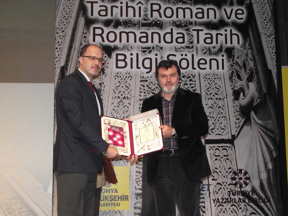 3. Milletlerarası Tarihi Roman ve Romanda Tarih Bilgi Şöleni galerisi resim 48