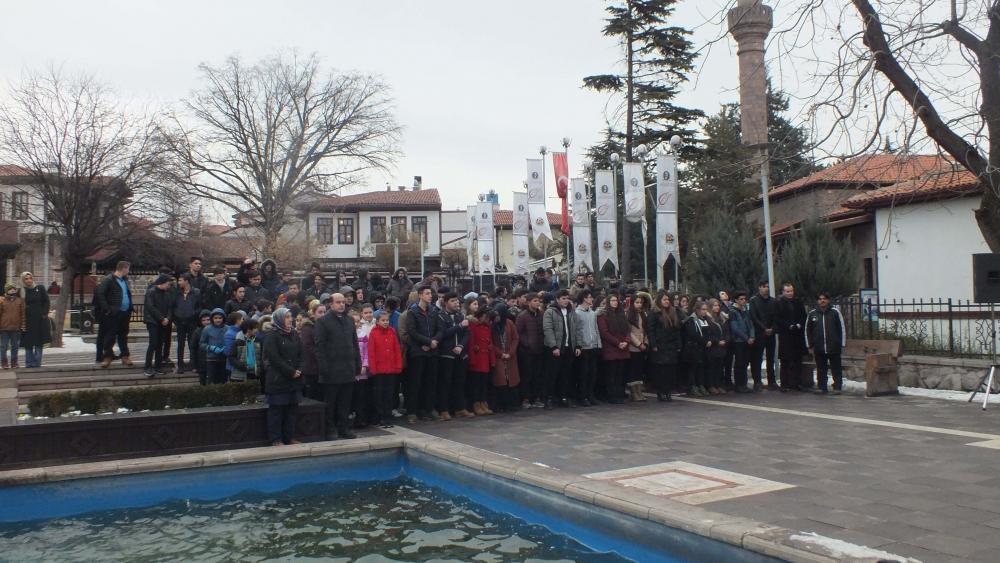 Mehmed Âkif 80. vefat yıl dönümünde Taceddin Dergâhı'nda anıldı galerisi resim 4
