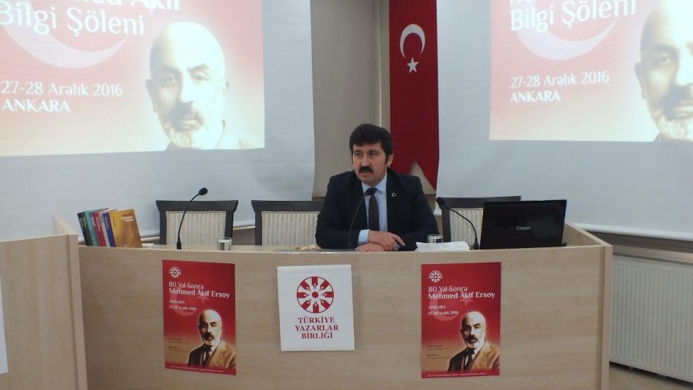 80 Yıl Sonra Mehmed Âkif Bilgi Şöleni tamamlandı galerisi resim 2