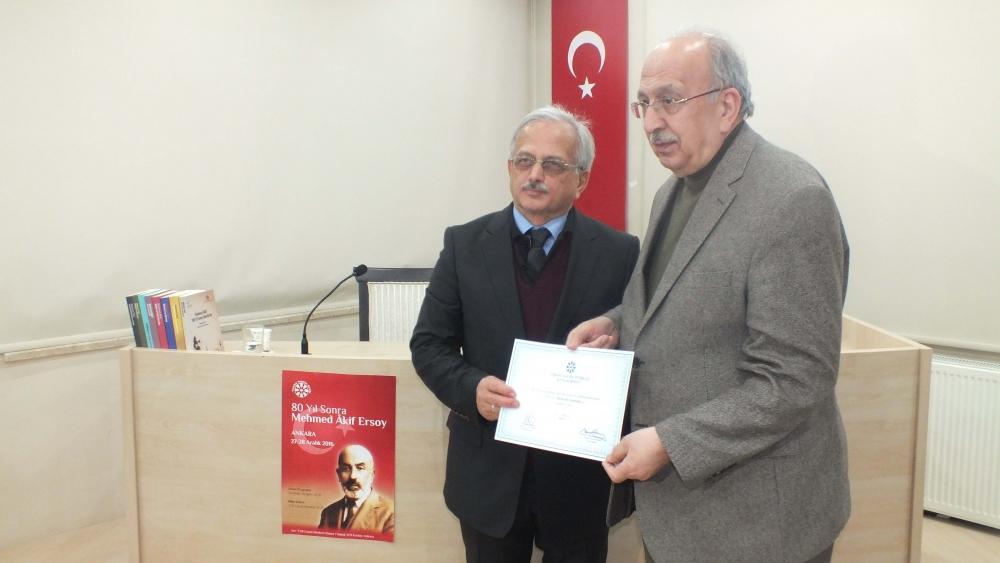 80 Yıl Sonra Mehmed Âkif Bilgi Şöleni tamamlandı galerisi resim 27