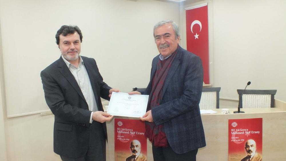 80 Yıl Sonra Mehmed Âkif Bilgi Şöleni tamamlandı galerisi resim 30