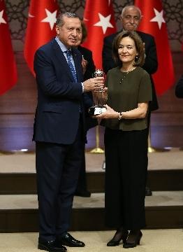 Kültür ve Turizm Bakanlığı Özel Ödülleri Töreni galerisi resim 12