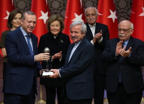 Kültür ve Turizm Bakanlığı Özel Ödülleri Töreni galerisi resim 13
