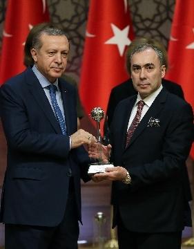 Kültür ve Turizm Bakanlığı Özel Ödülleri Töreni galerisi resim 14