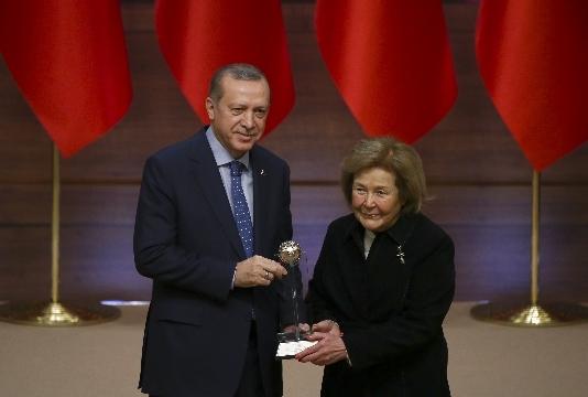 Kültür ve Turizm Bakanlığı Özel Ödülleri Töreni galerisi resim 5
