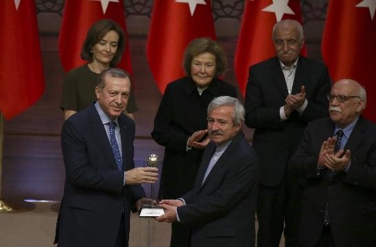Kültür ve Turizm Bakanlığı Özel Ödülleri Töreni galerisi resim 7