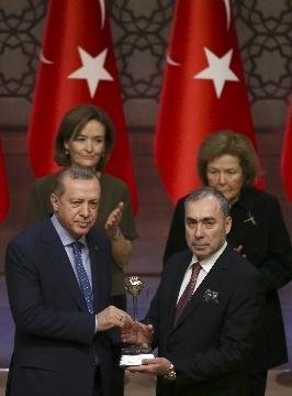 Kültür ve Turizm Bakanlığı Özel Ödülleri Töreni galerisi resim 8