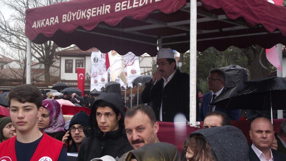 İstiklâl Marşı 96 yıl sonra yazıldığı yerde okundu! galerisi resim 5