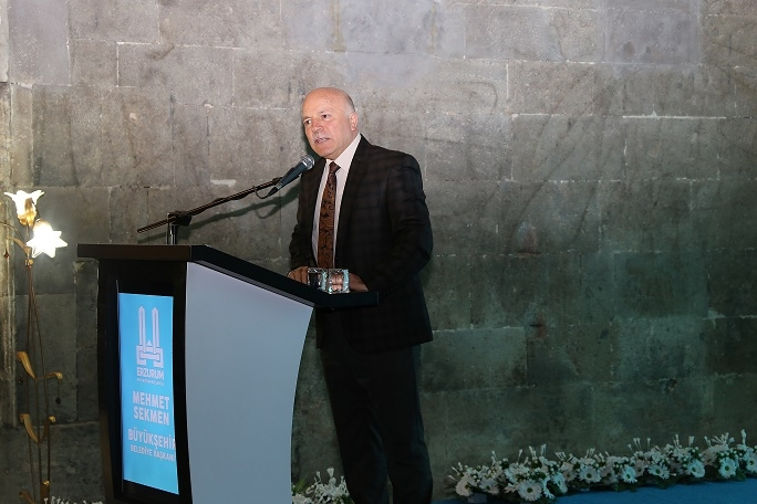 Erzurum'da Yılın Yazarları, Sanatçıları Ödül Töreni galerisi resim 1