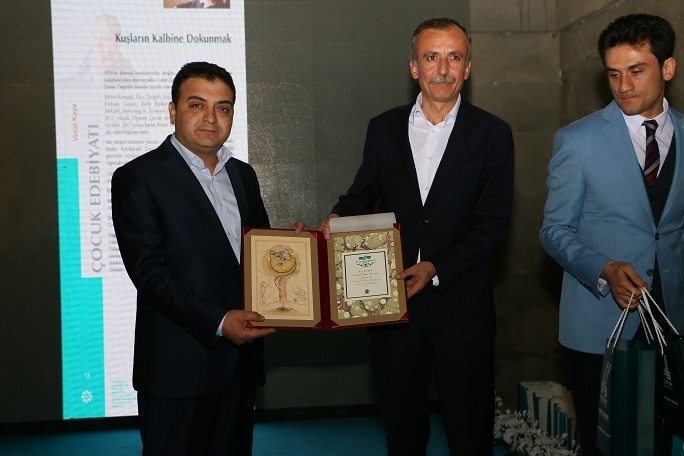 Erzurum'da Yılın Yazarları, Sanatçıları Ödül Töreni galerisi resim 10