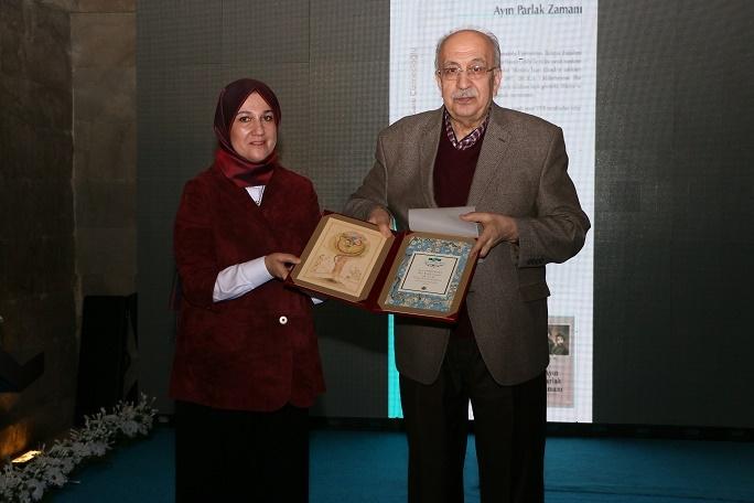 Erzurum'da Yılın Yazarları, Sanatçıları Ödül Töreni galerisi resim 12