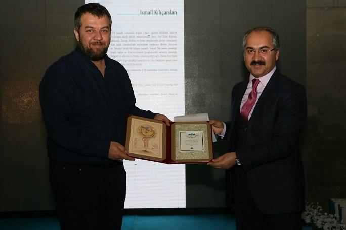 Erzurum'da Yılın Yazarları, Sanatçıları Ödül Töreni galerisi resim 14