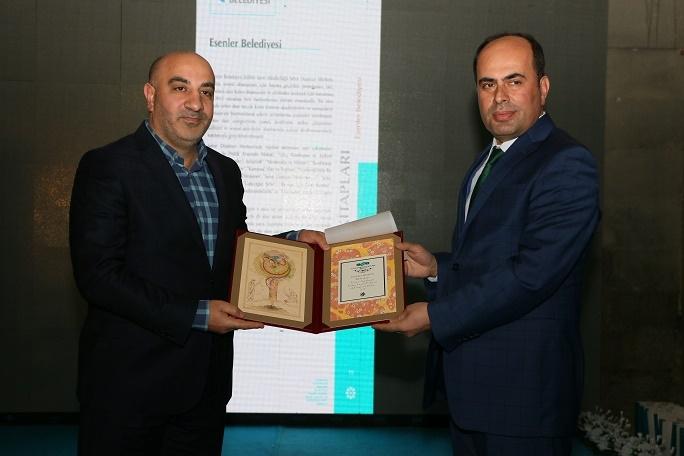 Erzurum'da Yılın Yazarları, Sanatçıları Ödül Töreni galerisi resim 16