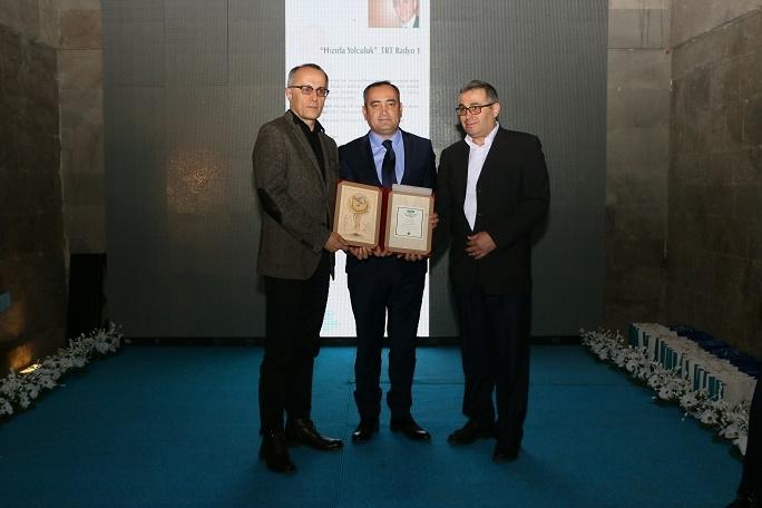 Erzurum'da Yılın Yazarları, Sanatçıları Ödül Töreni galerisi resim 18