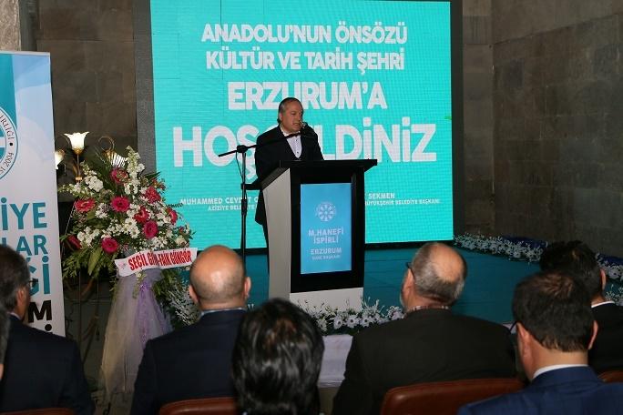 Erzurum'da Yılın Yazarları, Sanatçıları Ödül Töreni galerisi resim 2
