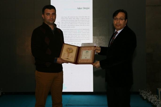 Erzurum'da Yılın Yazarları, Sanatçıları Ödül Töreni galerisi resim 20