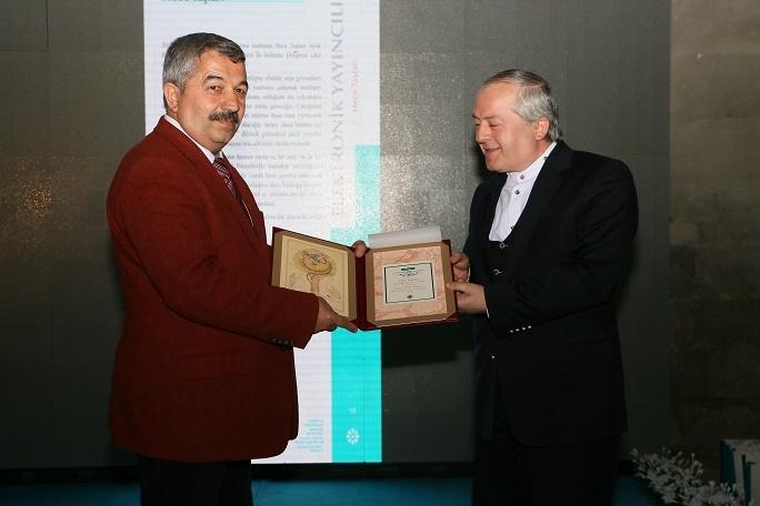 Erzurum'da Yılın Yazarları, Sanatçıları Ödül Töreni galerisi resim 21