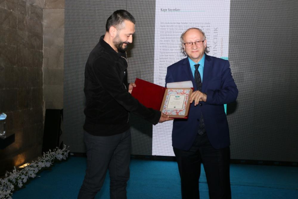 Erzurum'da Yılın Yazarları, Sanatçıları Ödül Töreni galerisi resim 23