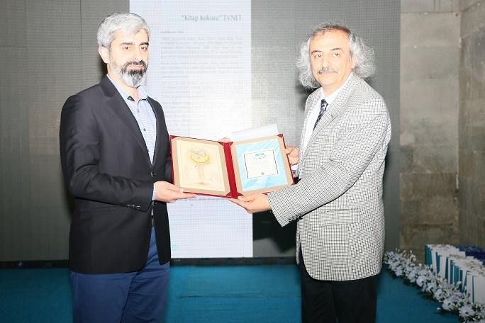 Erzurum'da Yılın Yazarları, Sanatçıları Ödül Töreni galerisi resim 25