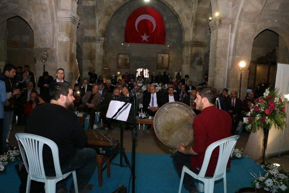 Erzurum'da Yılın Yazarları, Sanatçıları Ödül Töreni galerisi resim 26