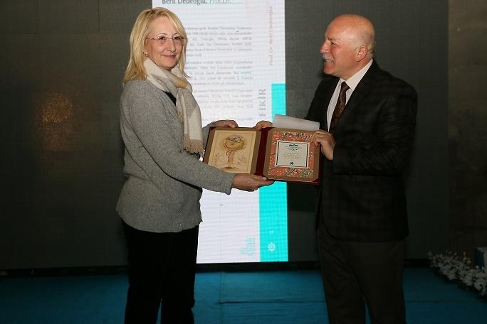 Erzurum'da Yılın Yazarları, Sanatçıları Ödül Töreni galerisi resim 6
