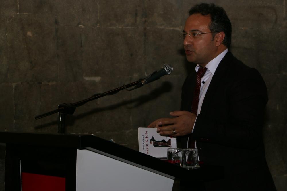 Erzurum'da Yılın Yazarları, Sanatçıları Ödül Töreni galerisi resim 8