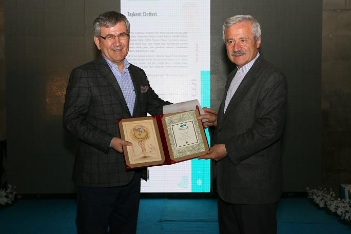 Erzurum'da Yılın Yazarları, Sanatçıları Ödül Töreni galerisi resim 9