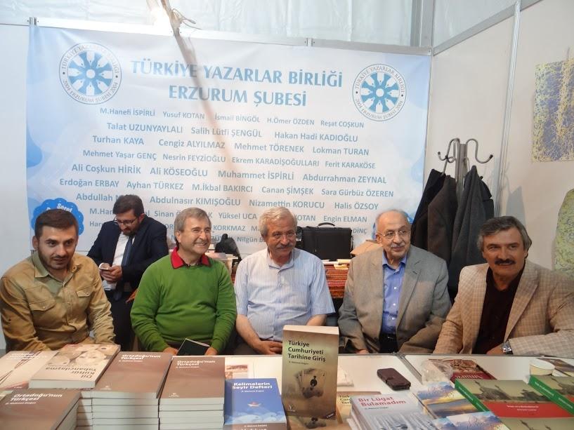 9. Şubeler Buluşması Erzurum'da Yapıldı galerisi resim 11