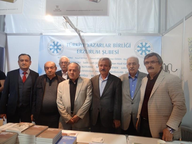 9. Şubeler Buluşması Erzurum'da Yapıldı galerisi resim 12