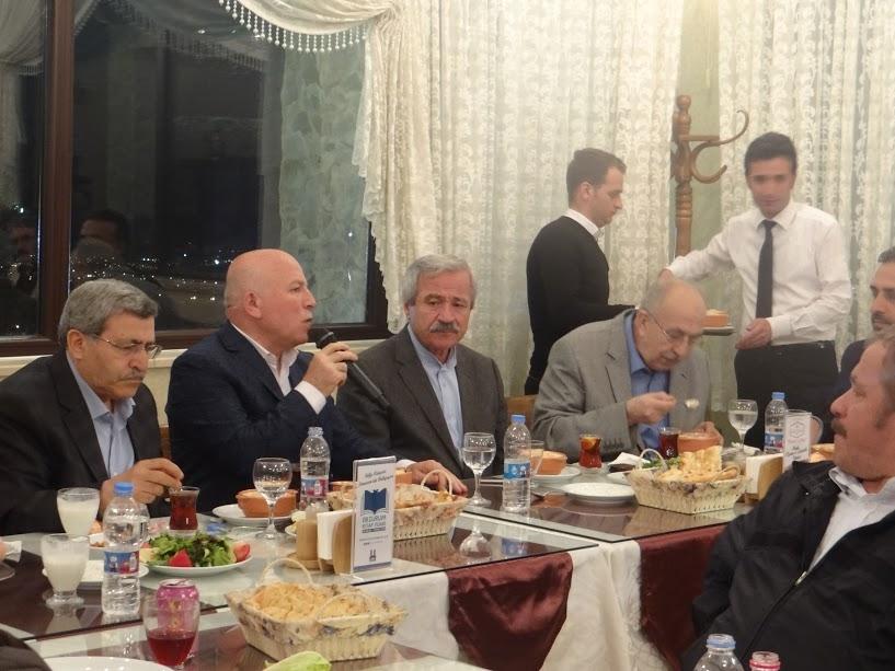 9. Şubeler Buluşması Erzurum'da Yapıldı galerisi resim 13