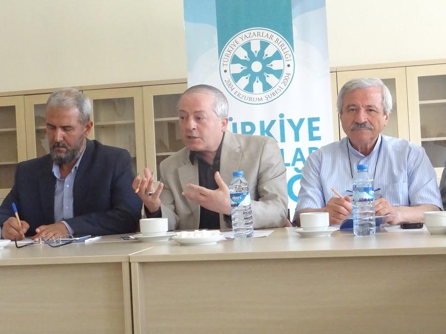 9. Şubeler Buluşması Erzurum'da Yapıldı galerisi resim 3