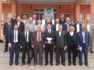 9. Şubeler Buluşması Erzurum'da Yapıldı