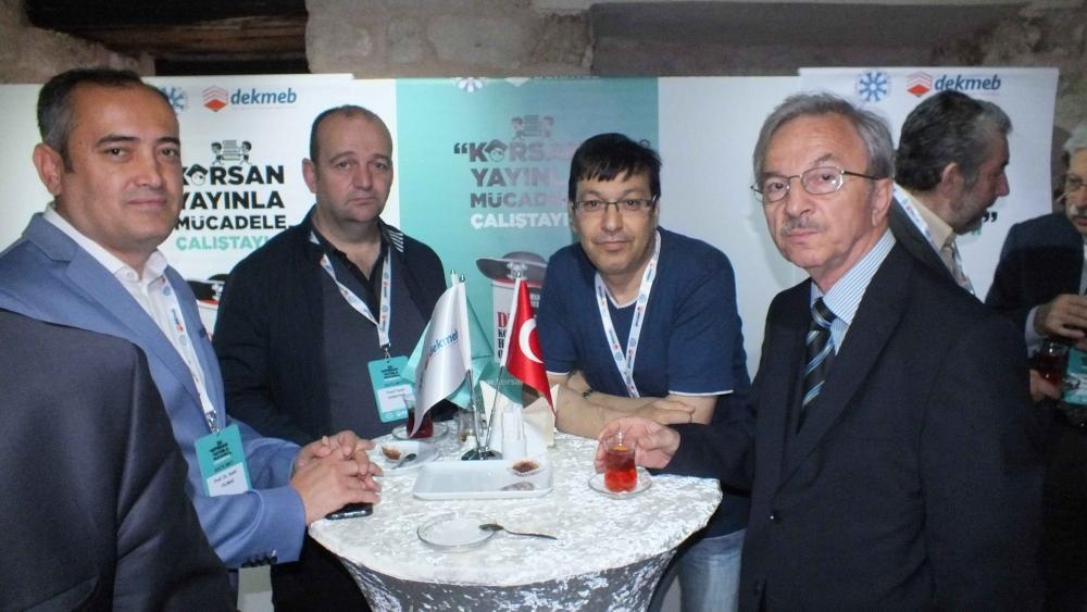 2. Korsan Yayınla Mücadele Çalıştayı İstanbul'da Yapıldı galerisi resim 10