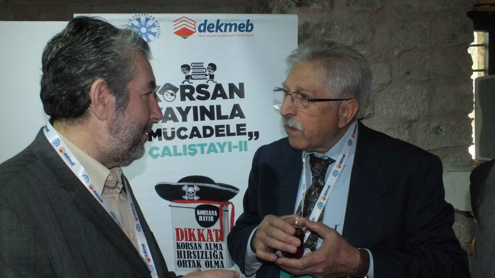 2. Korsan Yayınla Mücadele Çalıştayı İstanbul'da Yapıldı galerisi resim 11
