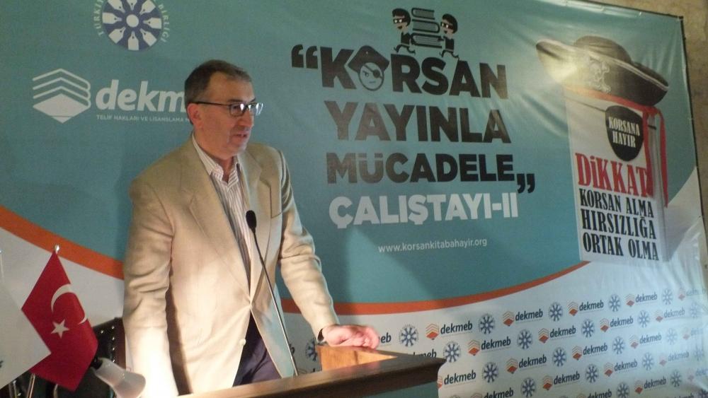 2. Korsan Yayınla Mücadele Çalıştayı İstanbul'da Yapıldı galerisi resim 16