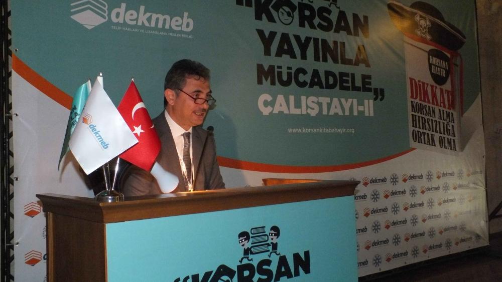 2. Korsan Yayınla Mücadele Çalıştayı İstanbul'da Yapıldı galerisi resim 19