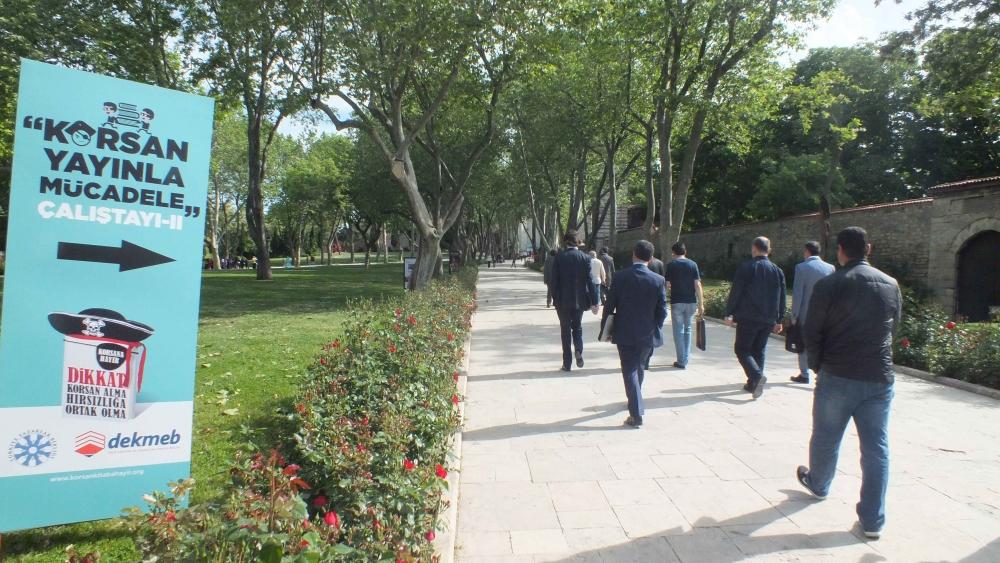 2. Korsan Yayınla Mücadele Çalıştayı İstanbul'da Yapıldı galerisi resim 2
