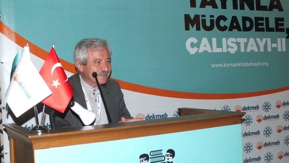 2. Korsan Yayınla Mücadele Çalıştayı İstanbul'da Yapıldı galerisi resim 21