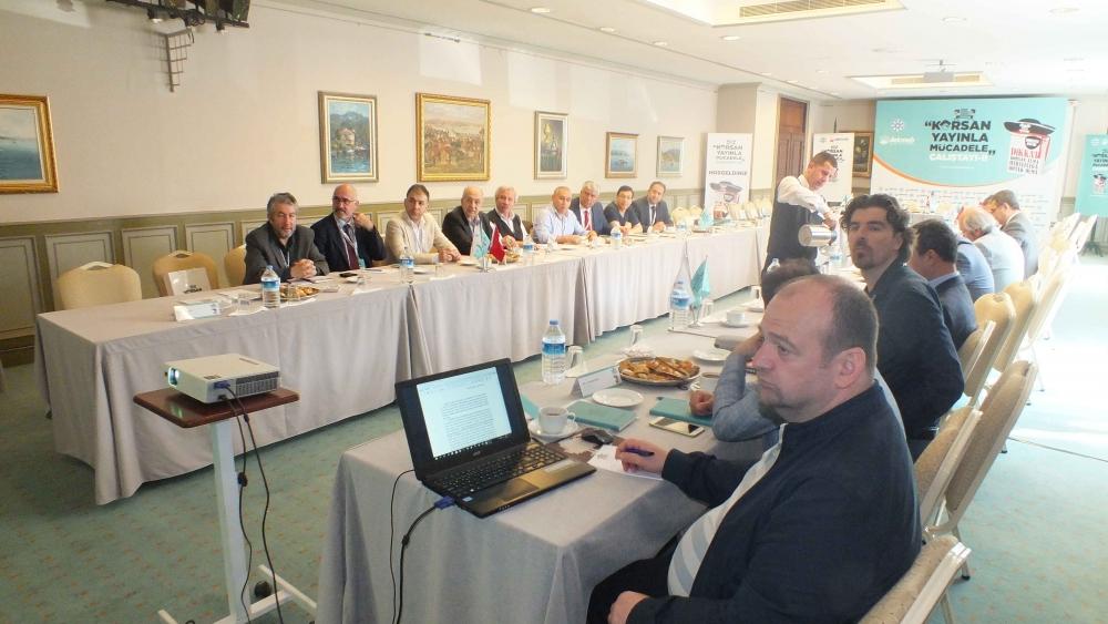 2. Korsan Yayınla Mücadele Çalıştayı İstanbul'da Yapıldı galerisi resim 34