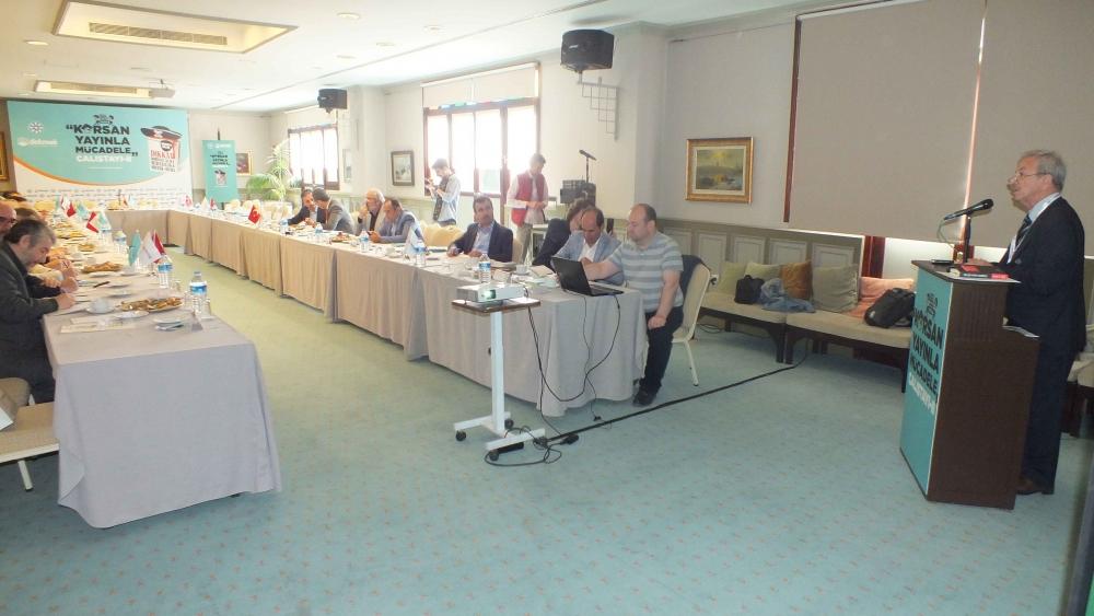 2. Korsan Yayınla Mücadele Çalıştayı İstanbul'da Yapıldı galerisi resim 36