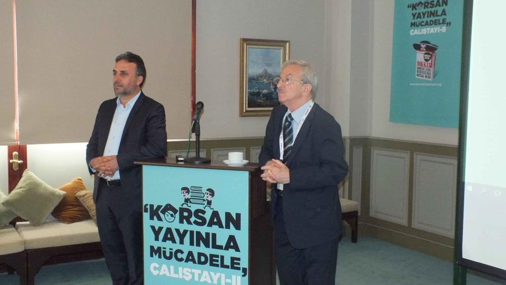 2. Korsan Yayınla Mücadele Çalıştayı İstanbul'da Yapıldı galerisi resim 43
