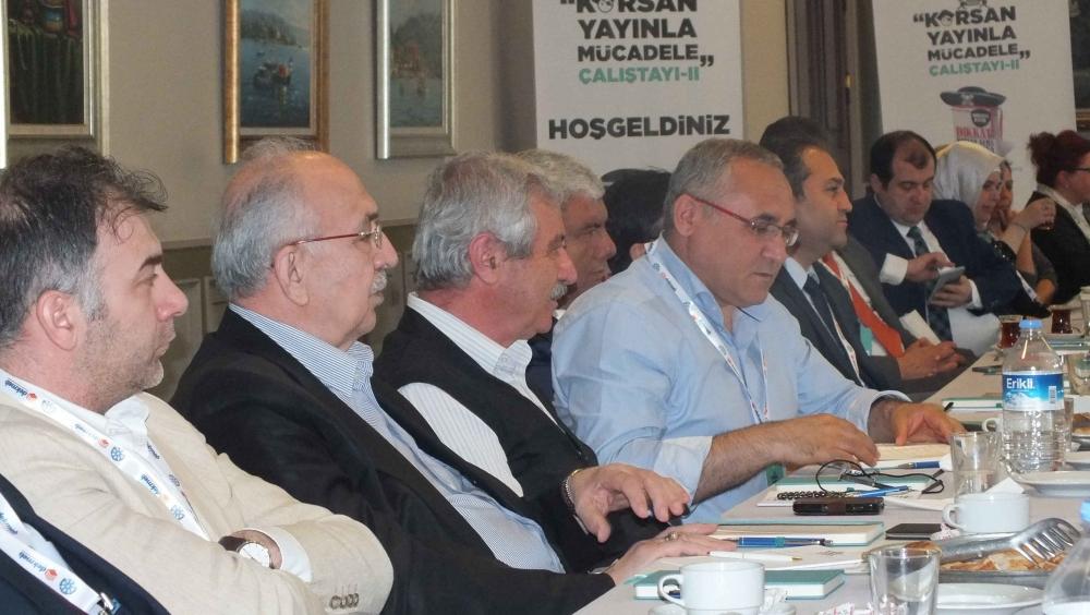 2. Korsan Yayınla Mücadele Çalıştayı İstanbul'da Yapıldı galerisi resim 46