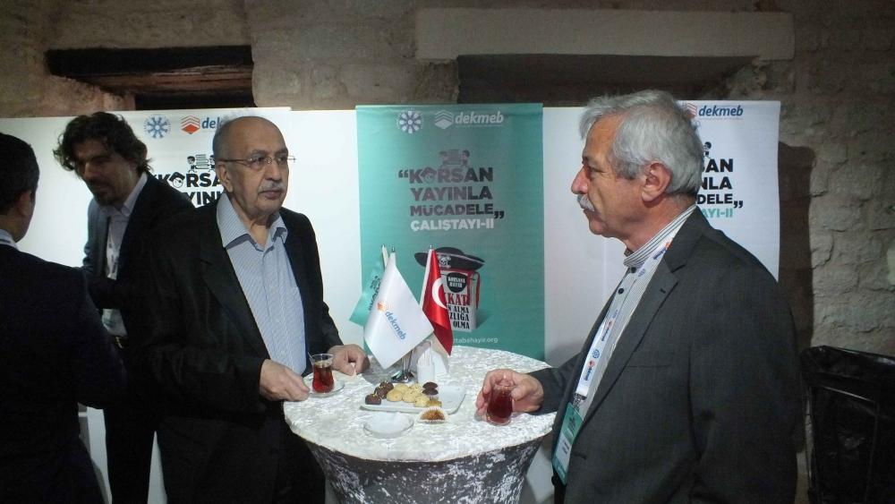 2. Korsan Yayınla Mücadele Çalıştayı İstanbul'da Yapıldı galerisi resim 5